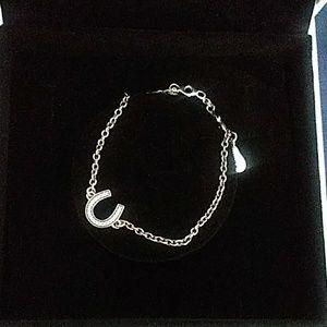 Pandora Horseshoe Bracelet
